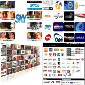 Dreambox 500 HD + Abonnement 12 mois