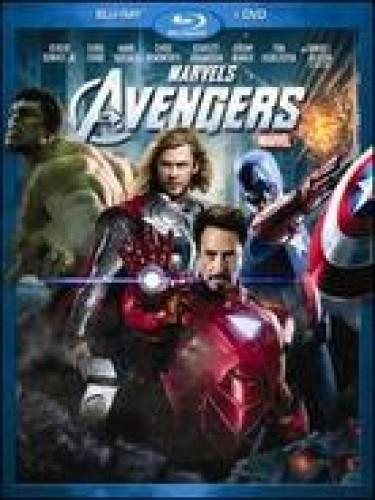 Blu Ray : «Marvel's Avengers»