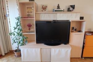 Meuble TV aménagé