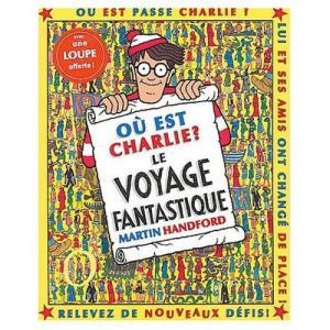 "Livres ""Ou est Charlie?"""