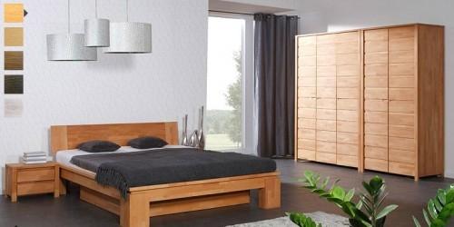 lit avec sommier 160x200 ou 140x200. Black Bedroom Furniture Sets. Home Design Ideas