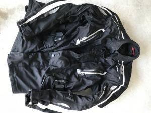 Veste moto ISS GORE-TEX performance taille XL