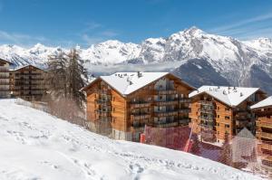 Appt 2.5p, 51 m2, ski-in ski-out avec balcon est
