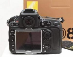 Nikon d800 boitier NU