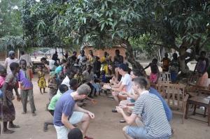 Voyage humanitaire/chantiers en 2017