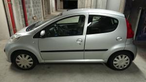 Peugeot 107 automatique