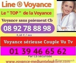 Cabinet Line® Voyance par Téléphone