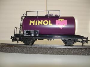 Märklin Ho 4443 wagon-citerne Minol