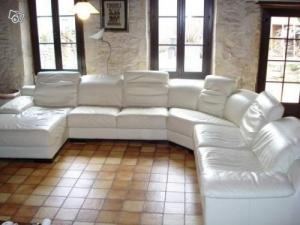 Magnifique canapé d