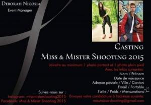 Casting Miss & Mister Shooting 2015