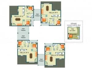 Villa à Vias-Plage à 150m de la mer