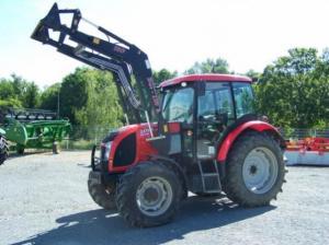tracteur zetor modèle Proxima 8441