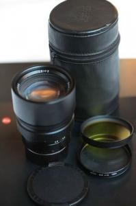 Leica Summilux-M 75mm f/1.4 dernière
