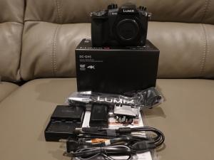 Panasonic LUMIX DC-GH5K 20.3MP - Noir