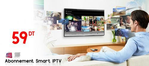 Abonnement  IPTV HD