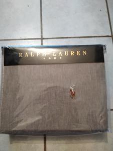 housse de couette (couverture) Ralph Lauren Gris
