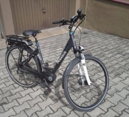 """Vélo éléctrique """"PEGASUS"""" SoleroE8"""