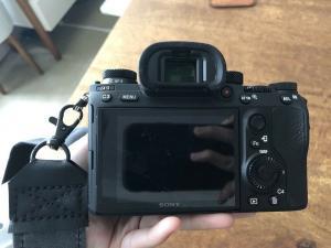 Sony Alpha A9 24.2MP - Schwarz (nur Gehäuse)