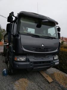 A vendre camion Renault Kerax 520 Multilift