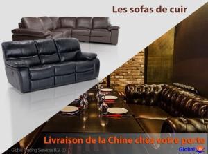 Les sofas de cuir
