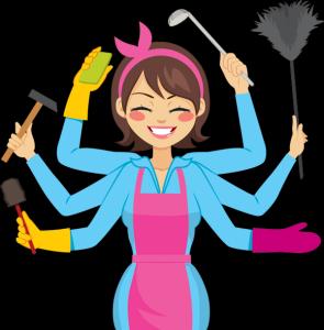 Recherche femme de ménage active