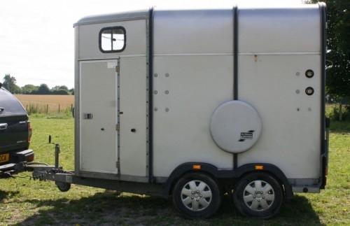 Van 2 place Ifor Williams 2006