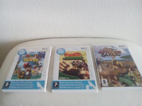 Nintendo Wii plus de 100 Jeux inclus