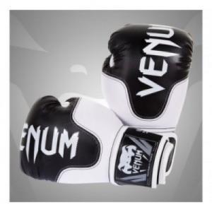 "Venum ""Carbon"" Boxing Gloves - Skintex l"
