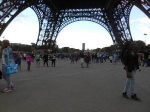 Paris, vacances a la belle ville