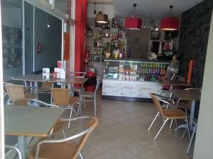 Portugal Algarve Café Praia da Rocha