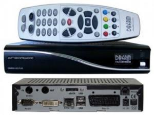 Dreambox 800HD PVR original monter cable