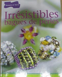 Livre : Irresistibles bijoux en perles