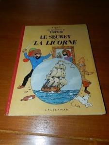 Le secret de la Licorne 1962