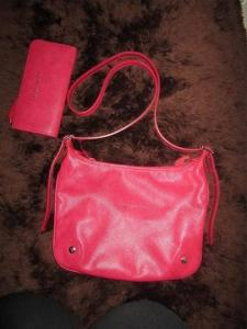 sac longchamp avec porte monnaie assorti