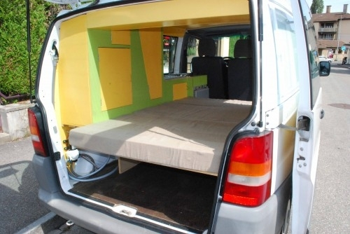 mercedes benz vito camping car. Black Bedroom Furniture Sets. Home Design Ideas