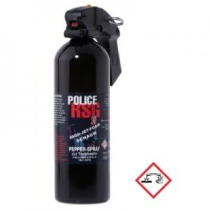 Spray au poivre Police RSG Mousse 750ml