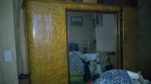 chambre à coucher des années 50