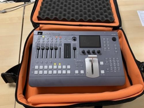 Mélangeur vidéo et audio Sony MCS-8M