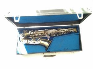 saxophone B&S argenté