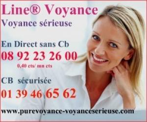 """Line® """" Le TOP """" de la Voyance Sérieuse"""