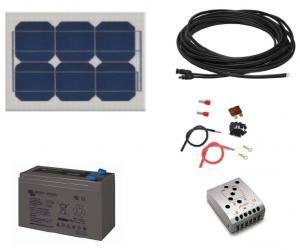 Kit solaire 420Wh 12V