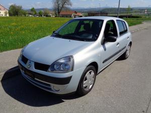 3'400.--  RENAULT CLIO 1,2I 16V
