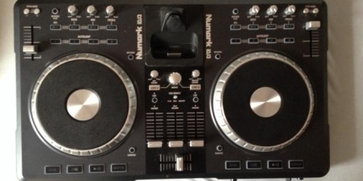 Numark digital dj system IDJ3