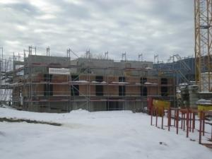 A vendre - A Couvet (Val-de-Travers) en cours de construction -