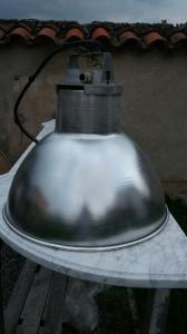lampes industrielle