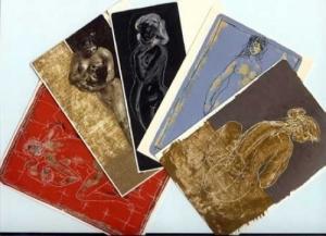 lot(s) 61 cartes postales de Hans Erni