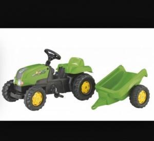 Tracteur neuf jamais utilisé