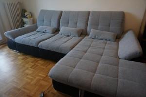 Grand Canapé lit