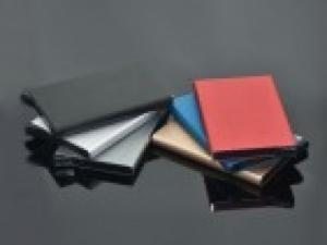 Portes-cartes sécurisé aluminium neufs