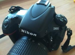Boitier Nikon D800, neuf